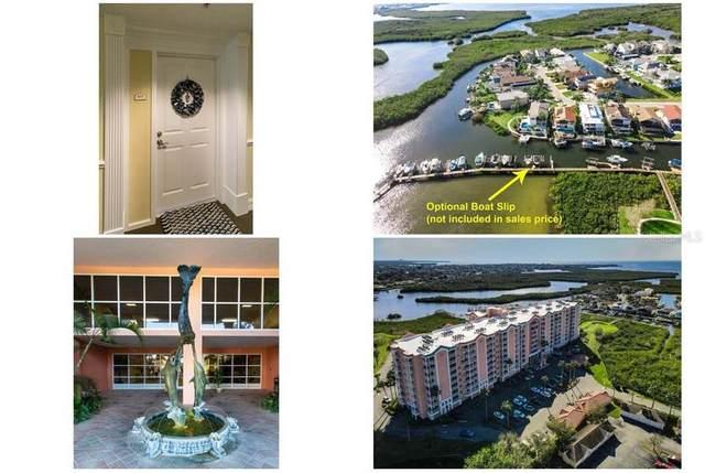 4516 Seagull Drive #615, New Port Richey, FL 34652 (MLS #W7831089) :: Premier Home Experts