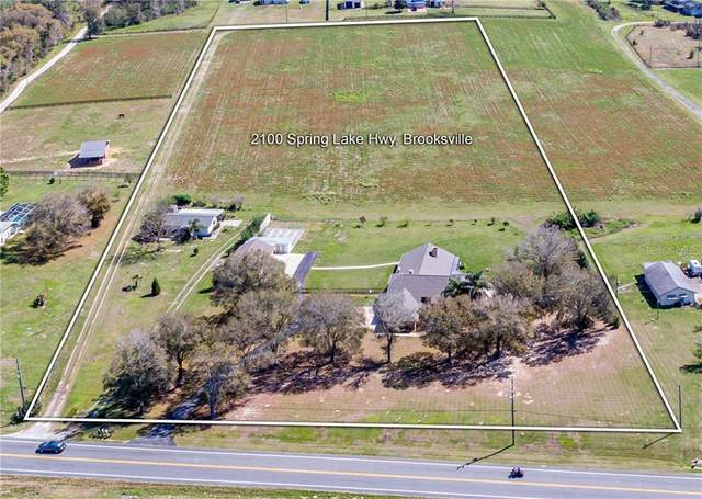 2100 Spring Lake Highway, Brooksville, FL 34602 (MLS #W7831204) :: The Duncan Duo Team