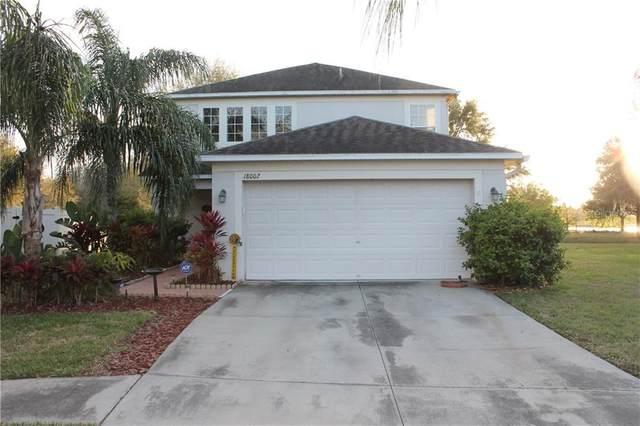 18002 Glastonbury Lane, Land O Lakes, FL 34638 (MLS #W7831205) :: Griffin Group