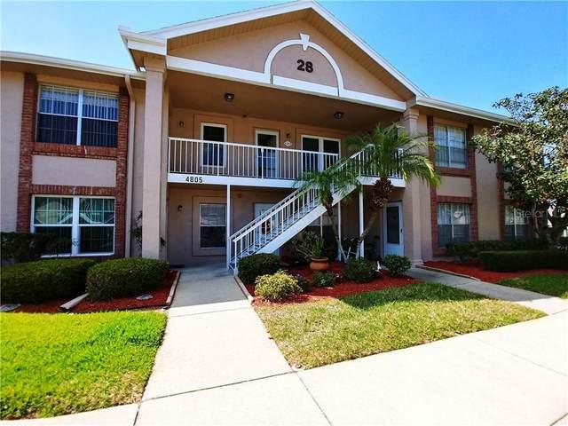 4805 Sunnybrook Drive #26, New Port Richey, FL 34653 (MLS #W7831222) :: Team Borham at Keller Williams Realty