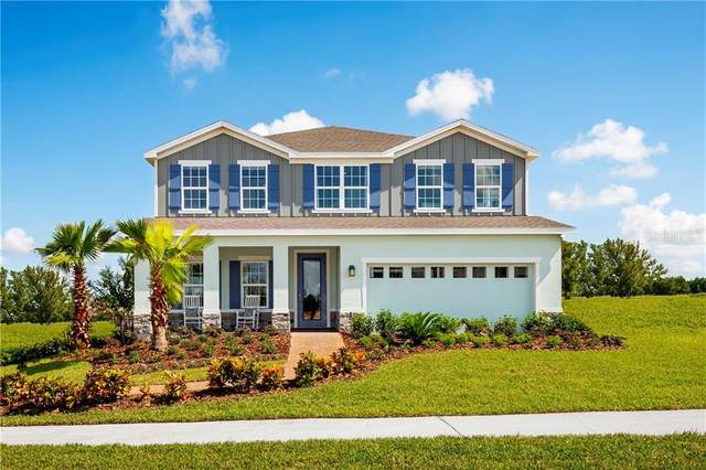 1806 Summer Rose Drive, Mount Dora, FL 32757 (MLS #W7831241) :: Bob Paulson with Vylla Home