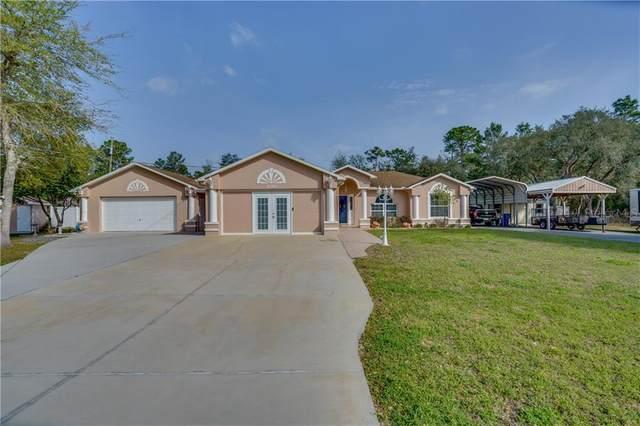 11385 Godwit Avenue, Weeki Wachee, FL 34613 (MLS #W7831271) :: Bob Paulson with Vylla Home
