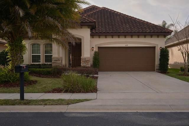 519 Gunston Court, Davenport, FL 33837 (MLS #W7831380) :: Keller Williams on the Water/Sarasota