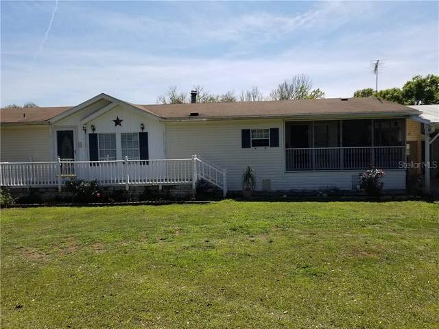 10335 Francis Drive, Dade City, FL 33525 (MLS #W7831465) :: The Hustle and Heart Group