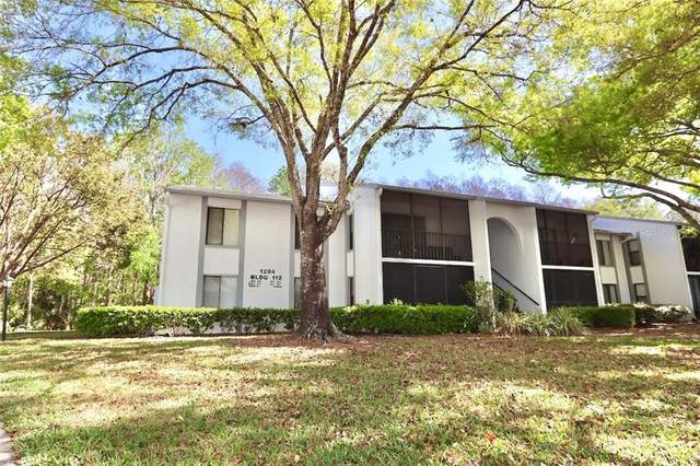 1204 Pine Ridge Circle W C2, Tarpon Springs, FL 34688 (MLS #W7831483) :: Delta Realty, Int'l.
