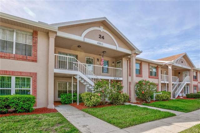4911 Sunnybrook Drive #22, New Port Richey, FL 34653 (MLS #W7831566) :: The Duncan Duo Team