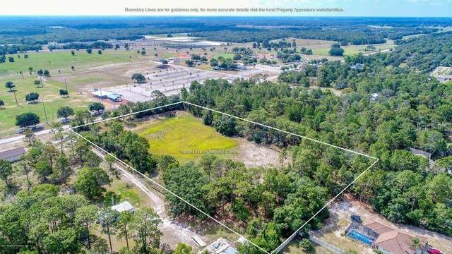 2001 Anderson Snow Road, Spring Hill, FL 34609 (MLS #W7832036) :: Everlane Realty
