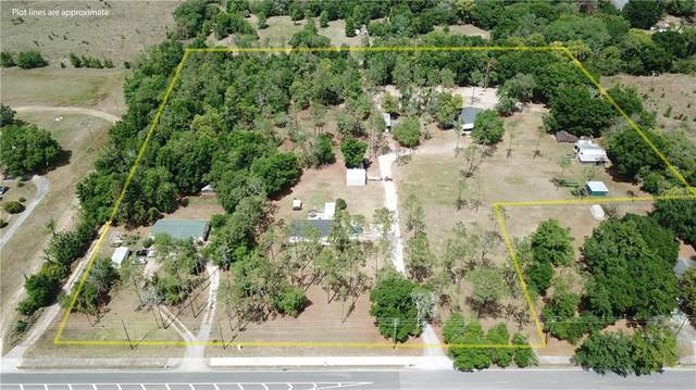 37731 Kossik Road, Zephyrhills, FL 33541 (MLS #W7832230) :: Griffin Group