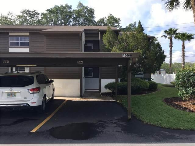 4008 Passport Lane #104, New Port Richey, FL 34653 (MLS #W7832244) :: Gate Arty & the Group - Keller Williams Realty Smart