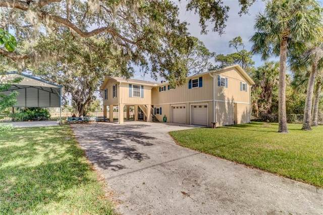 3589 Eagle Nest Drive, Hernando Beach, FL 34607 (MLS #W7832389) :: Young Real Estate