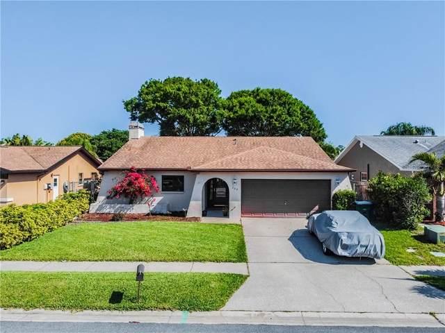 285 Whisper Lake Road, Palm Harbor, FL 34683 (MLS #W7832407) :: Team Borham at Keller Williams Realty