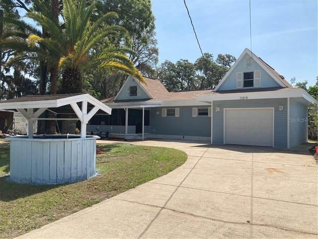 11818 Lakewood Drive, Hudson, FL 34669 (MLS #W7832436) :: Premier Home Experts
