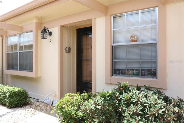11135 Carriage Hill Drive #6, Port Richey, FL 34668 (MLS #W7832485) :: Baird Realty Group