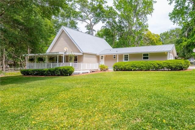 895 Decatur Avenue, Brooksville, FL 34601 (MLS #W7832588) :: Dalton Wade Real Estate Group