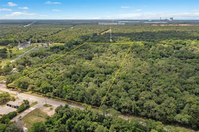 Highway 40 W, Inglis, FL 34449 (MLS #W7832593) :: The Kardosh Team