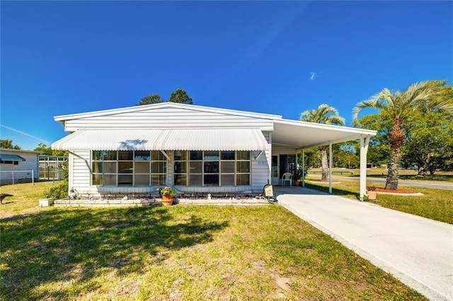 7331 Brookridge Central Boulevard, Brooksville, FL 34613 (MLS #W7832603) :: Bustamante Real Estate