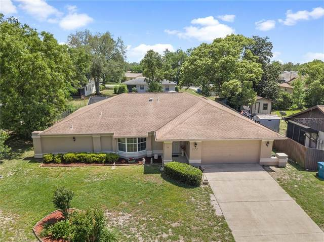 10120 Bannister Street, Spring Hill, FL 34608 (MLS #W7832612) :: Griffin Group