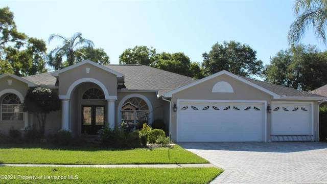 4007 Littleleaf Court, Spring Hill, FL 34609 (MLS #W7832628) :: Griffin Group