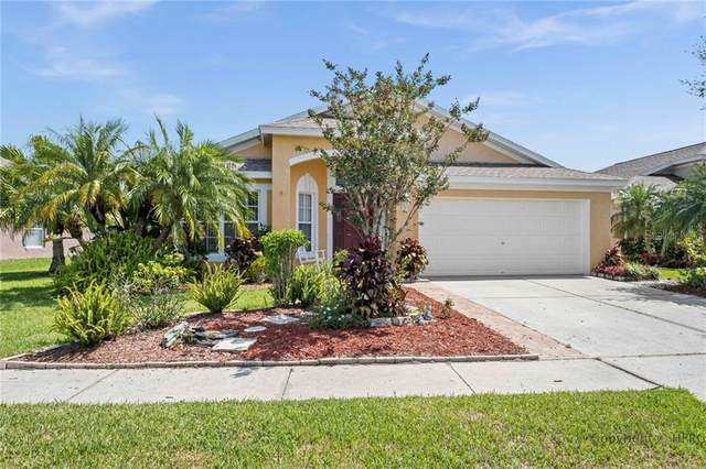 1044 Summer Breeze Drive, Brandon, FL 33511 (MLS #W7832660) :: Florida Real Estate Sellers at Keller Williams Realty