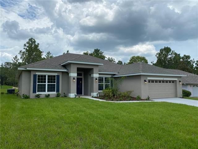 145 Linder Drive, Homosassa, FL 34446 (MLS #W7832688) :: Zarghami Group