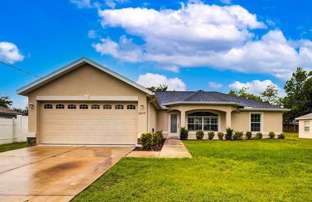 2099 Godfrey Avenue, Spring Hill, FL 34609 (MLS #W7832852) :: Charles Rutenberg Realty