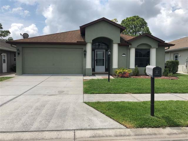 11512 Tee Time Cir, New Port Richey, FL 34654 (MLS #W7832867) :: Rabell Realty Group