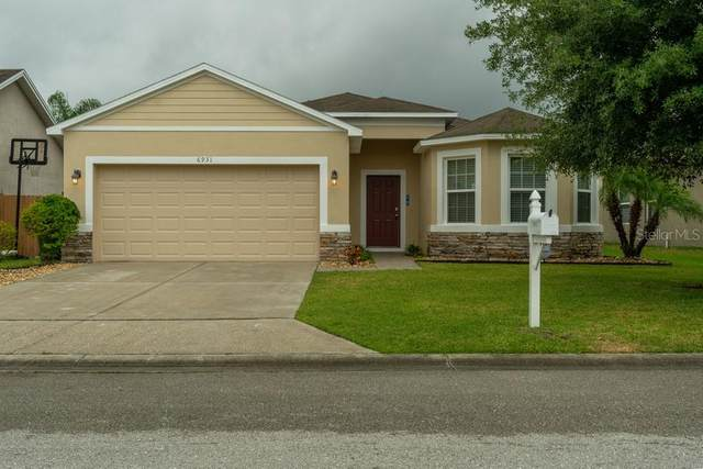 6931 Glenbrook Drive, Lakeland, FL 33811 (MLS #W7832877) :: Kelli and Audrey at RE/MAX Tropical Sands