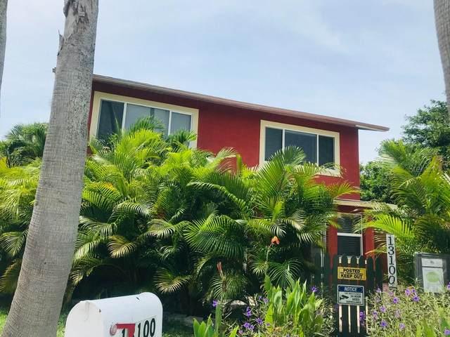 13100 Boca Ciega Avenue, Madeira Beach, FL 33708 (MLS #W7832952) :: Premium Properties Real Estate Services