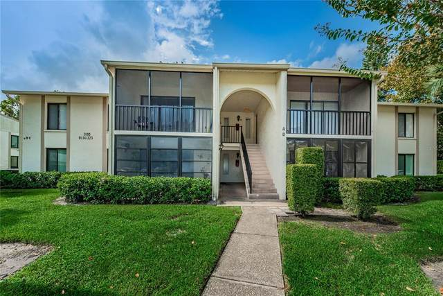 3100 Lake Pine Way D2, Tarpon Springs, FL 34688 (MLS #W7832973) :: Visionary Properties Inc