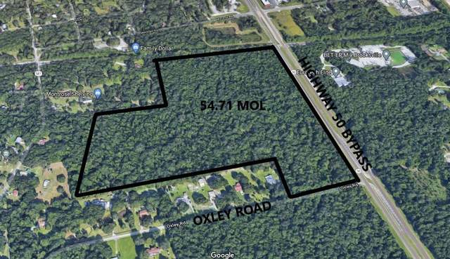 0000 Oxley Road, Brooksville, FL 34601 (MLS #W7833145) :: Armel Real Estate