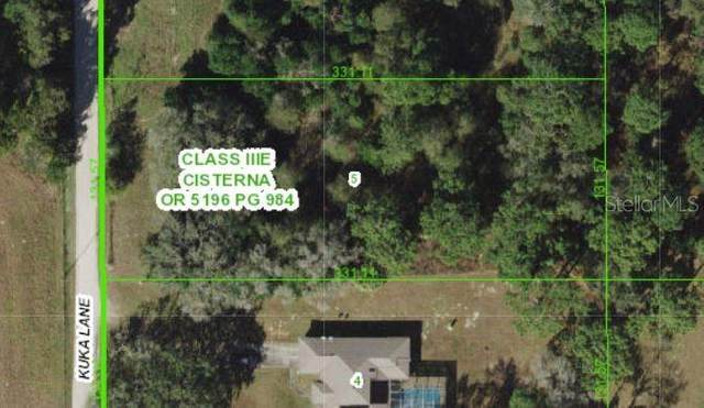 0 Kuka Lane, Spring Hill, FL 34610 (MLS #W7833201) :: Armel Real Estate