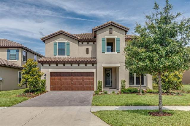 2510 Rail Spur, Odessa, FL 33556 (MLS #W7833309) :: Premier Home Experts