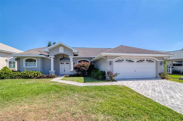 8816 Cadhay Drive, Hudson, FL 34667 (MLS #W7833317) :: Kelli and Audrey at RE/MAX Tropical Sands