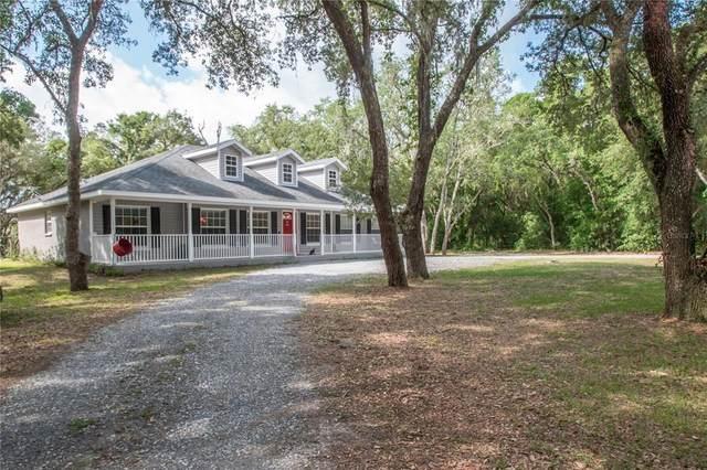 34102 Umbrella Rock Drive, Webster, FL 33597 (MLS #W7833360) :: Bob Paulson with Vylla Home