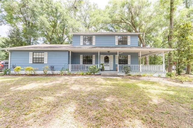 36411 Clinton Avenue, Dade City, FL 33525 (MLS #W7833423) :: CGY Realty