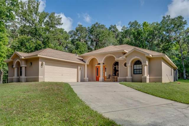 11151 Buck Hollow Road, Brooksville, FL 34601 (MLS #W7833438) :: Your Florida House Team