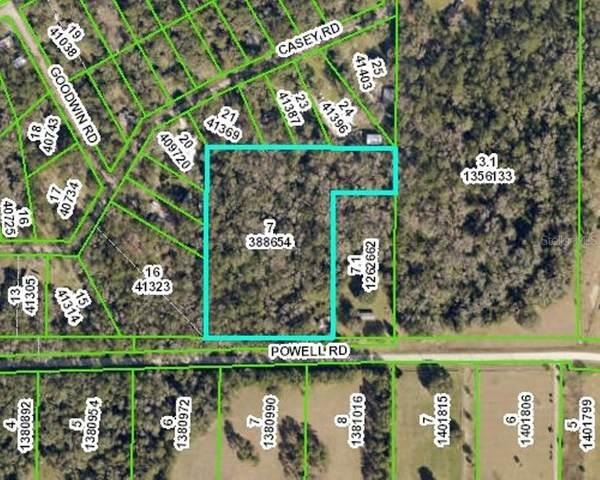 24430 Casey Road, Brooksville, FL 34601 (MLS #W7833474) :: Armel Real Estate