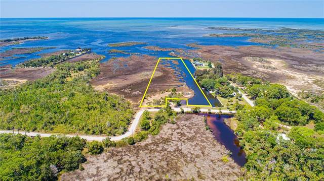 Lot 40 Indian Bay Road, Hernando Beach, FL 34607 (MLS #W7833482) :: Southern Associates Realty LLC