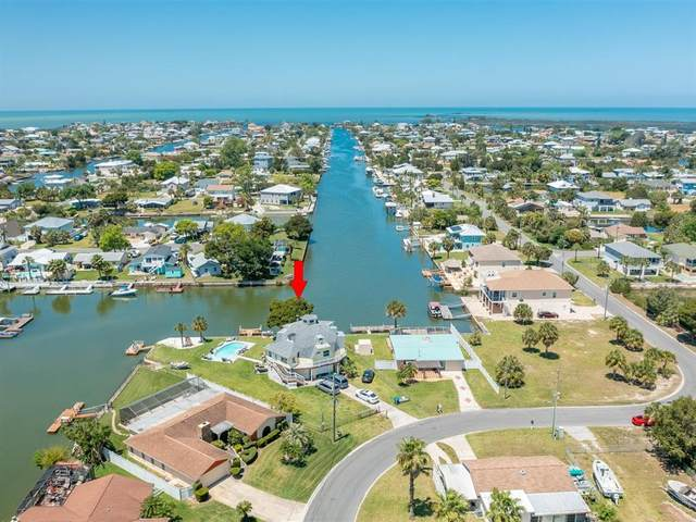 4100 Flamingo Boulevard, Hernando Beach, FL 34607 (MLS #W7833559) :: Southern Associates Realty LLC