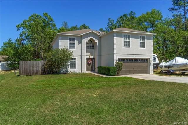 11153 N Sonnet Terrace, Citrus Springs, FL 34433 (MLS #W7833638) :: The Kardosh Team