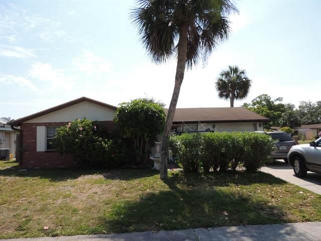 9734 Lamantin Drive, Port Richey, FL 34668 (MLS #W7833658) :: Team Borham at Keller Williams Realty