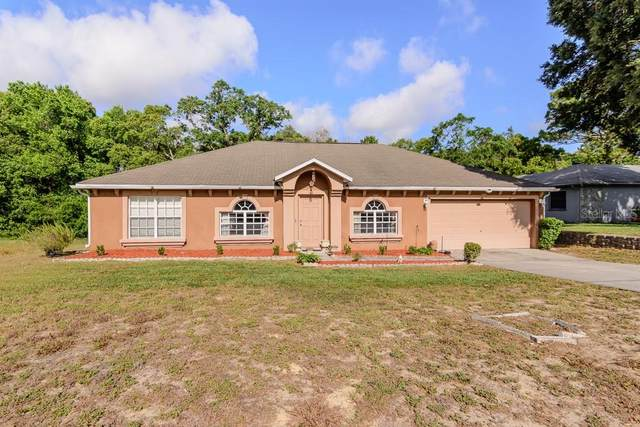 11901 Linden Drive, Spring Hill, FL 34608 (MLS #W7833769) :: Delgado Home Team at Keller Williams