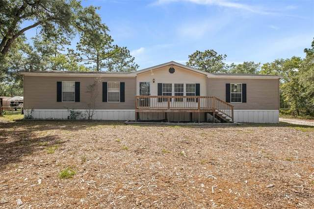 14275 Bowie Road, Weeki Wachee, FL 34614 (MLS #W7833776) :: The Kardosh Team