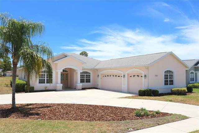 9272 Water Hazard Drive, Hudson, FL 34667 (MLS #W7833792) :: The Kardosh Team