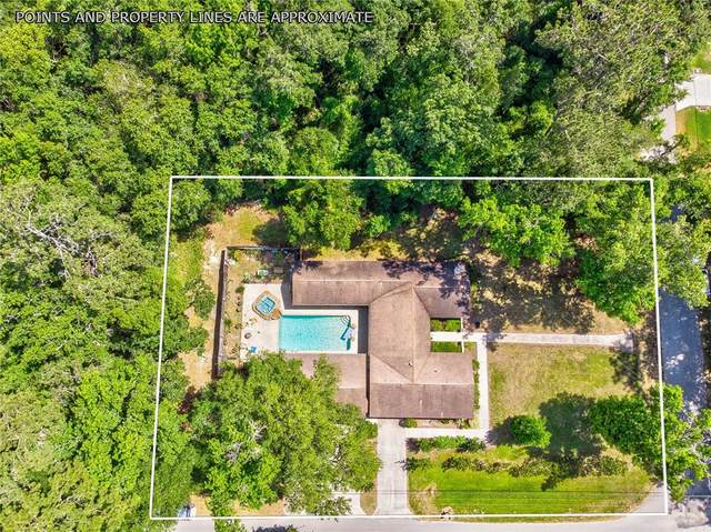 520 Rogers Avenue, Brooksville, FL 34601 (MLS #W7833802) :: The Kardosh Team