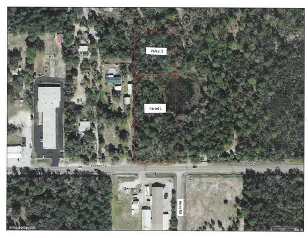 00 Denton Avenue, Hudson, FL 34667 (MLS #W7833839) :: Sarasota Gulf Coast Realtors