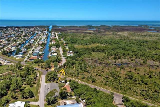 0 GULF Way, Hudson, FL 34667 (MLS #W7833932) :: Armel Real Estate