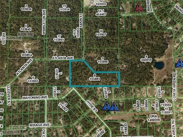 10490 Atlanta Avenue, Weeki Wachee, FL 34614 (MLS #W7834428) :: Sarasota Home Specialists