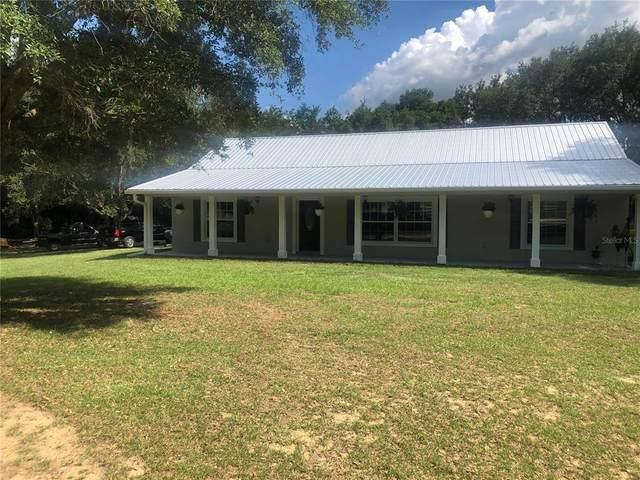 7910 E Derby Oaks Drive, Floral City, FL 34436 (MLS #W7834612) :: Godwin Realty Group