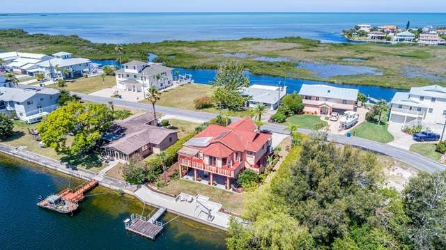 4192 Orchid Drive, Hernando Beach, FL 34607 (MLS #W7834625) :: The Robertson Real Estate Group
